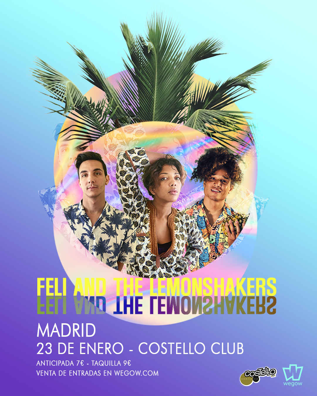 Feli and the LemonShakers